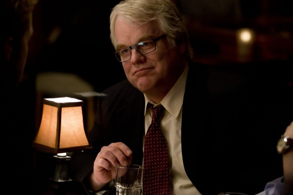 Philip Seymour Hoffman as Paul Zara in The Ides of March