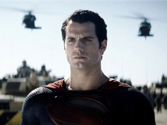 Henry Cavill is the Man of Steel