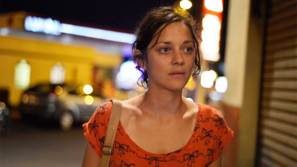 Marion Cotillard as Sandra in Two Days One Night - Photograph: variety.com