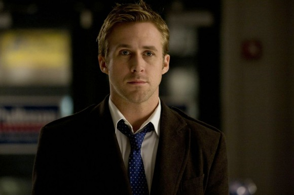 Ryan Gosling is Stephen Meyers in The Ides of March