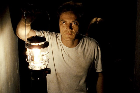 Michael Shannon is Curtis in Take Shelter