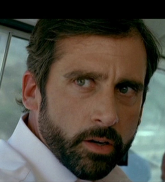 Steve Carell as Frank in Little Miss Sunshine