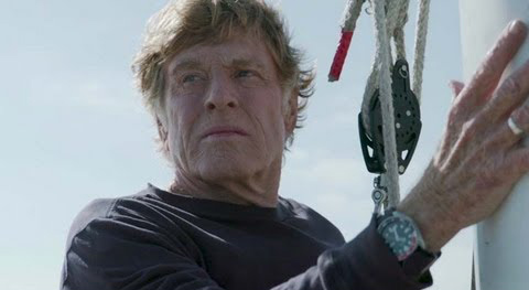 All Is Lost_Robert Redford