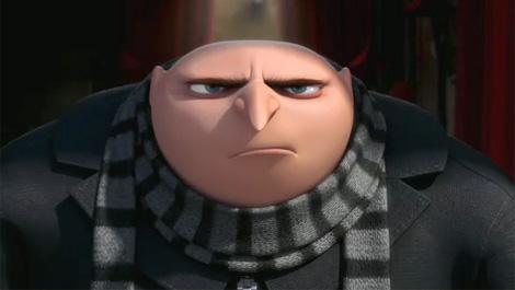 Gru in Despicable Me 2