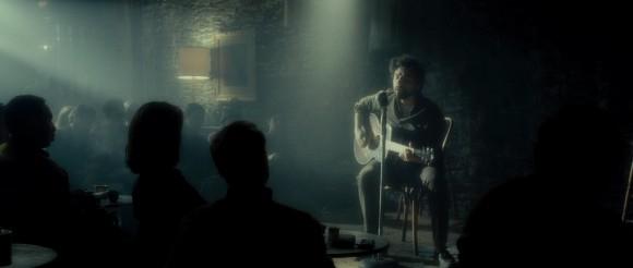 Oscar Isaac as Llewyn in Inside Llewyn Davis