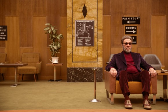 F. Murray Abraham in The Grand Budapest Hotel