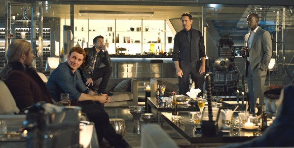 Avengers - Age of Ultron_party