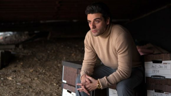 Oscar Isaac is Abel in A Most Violent Year