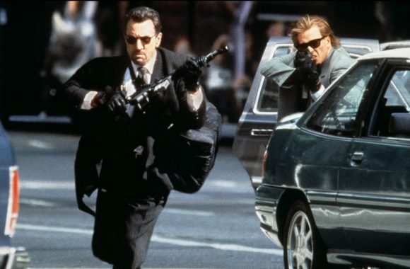 Heat_Robert De Niro and Val Kilmer