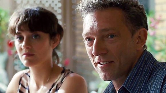 Marion Cotillard as Catherine and Vincent Cassel as Antoine in It's Only The End of the World