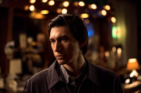 Adam Driver is Paterson