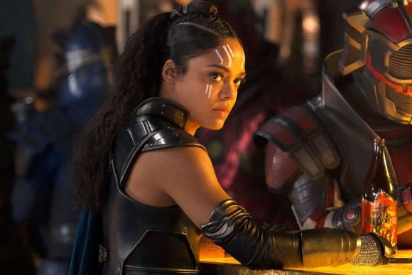 Tessa Thompson is Valkyrie in Thor: Ragnarok